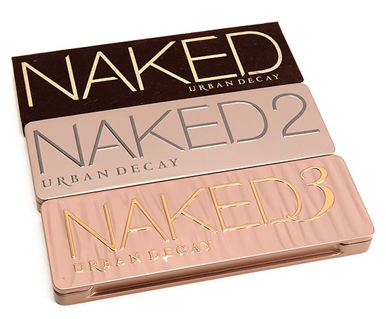 Urban Decay Naked3!