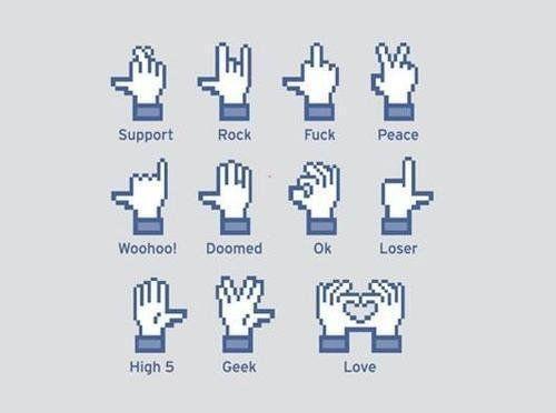 Pictogramas Facebook!