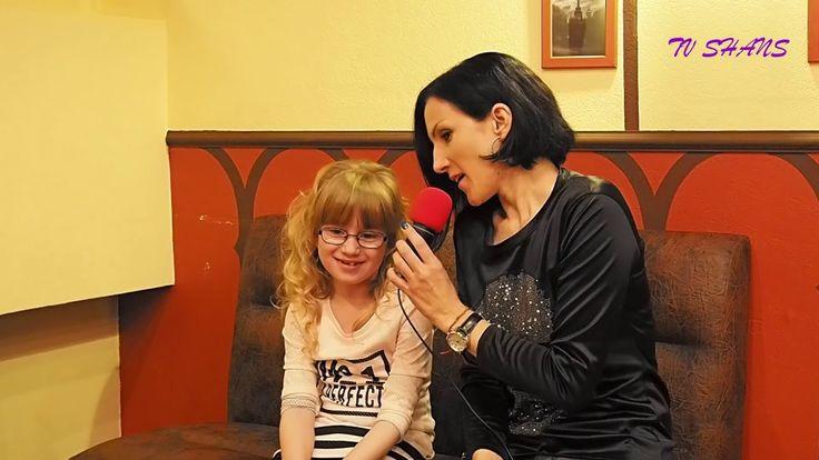 """3 PR-вечеринка . Интервью Полина Вазило """"TV SHANS"""" Проект ТВ ШАНС-Питер. Светлана  Кравченская"""
