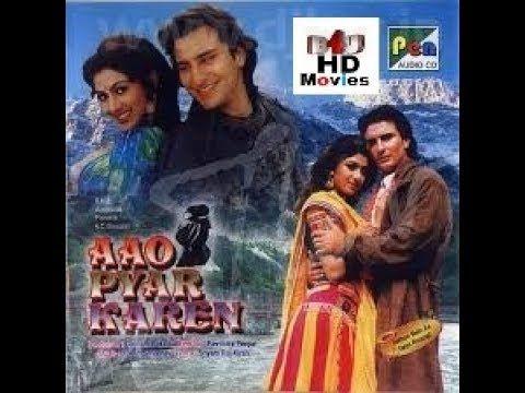Aao Pyaar Karen 1994 Full Movie | Saif Ali Khan, Shilpa Shetty, Somy Ali...