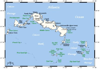 Turks and Caicos Islands - Wikipedia, the free encyclopedia