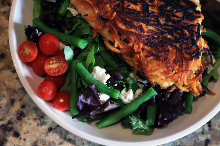 RECIPES!!! Sweet Potato Crusted Fish with Cilantro Lime Vinaigrette ...