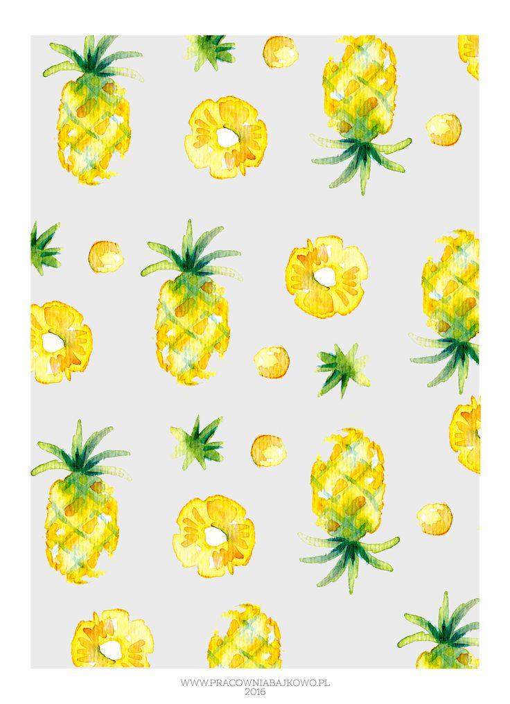 sunny pineapple