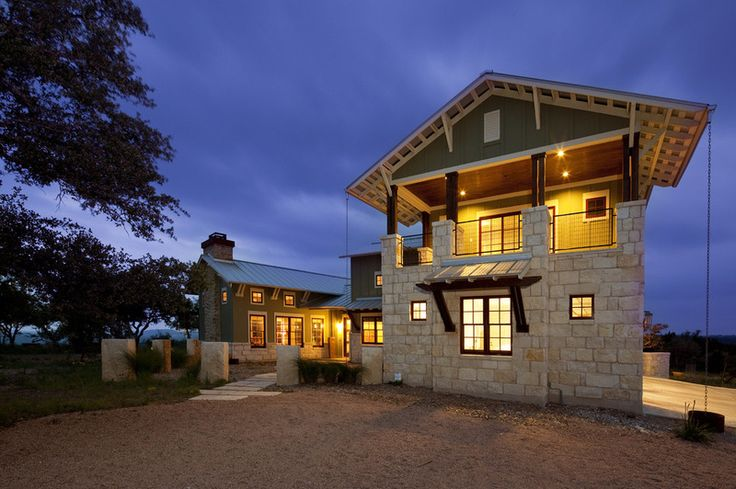 Eclectic Exterior by New Urban Home Builders // wow. just wow. Oh, this is for the rain chains :)