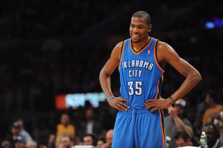Kevin Durant is one of the best basketball players today. Well known throughout the world and very popular in the United States. Kevin grew up without a father figure and had to work at a very young age to support his family. Kevin didn't live a normal childhood, but his constant work ethic has made him the person who he is today.