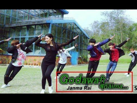 Godawari Banaima - Janma Rai Ft. STRUKPOP | Dance Crew | New Nepali Pop Song 2017 - YouTube