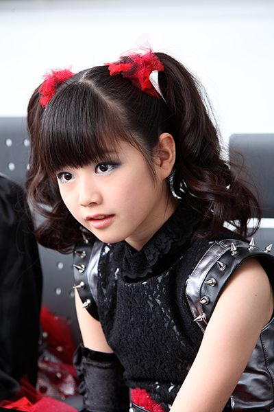 BABYMETAL interview on Natalie