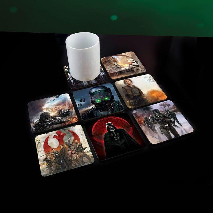 Star Wars Podkładki 3D - Rogue One