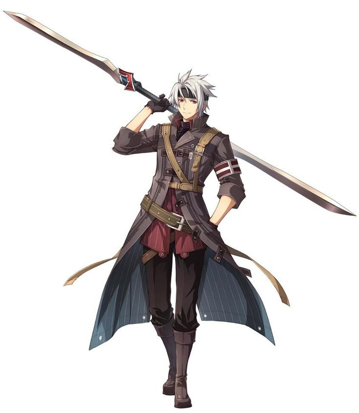 Crow / The Legend of Heroes Sen no Kiseki