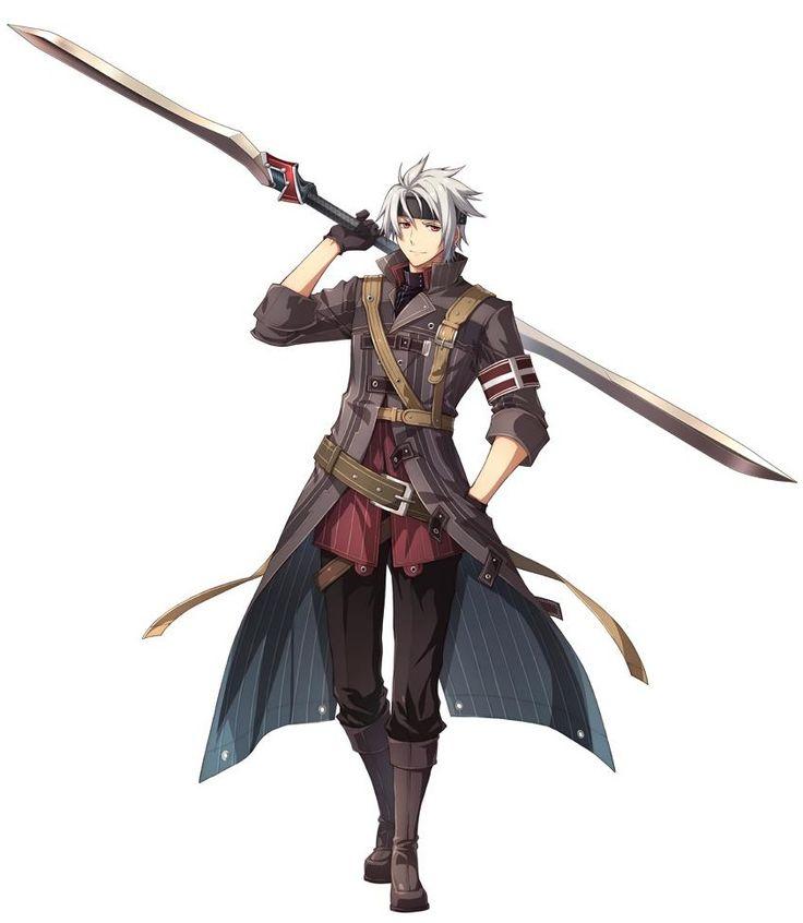Crow / The Legend of Heroes Sen no Kiseki