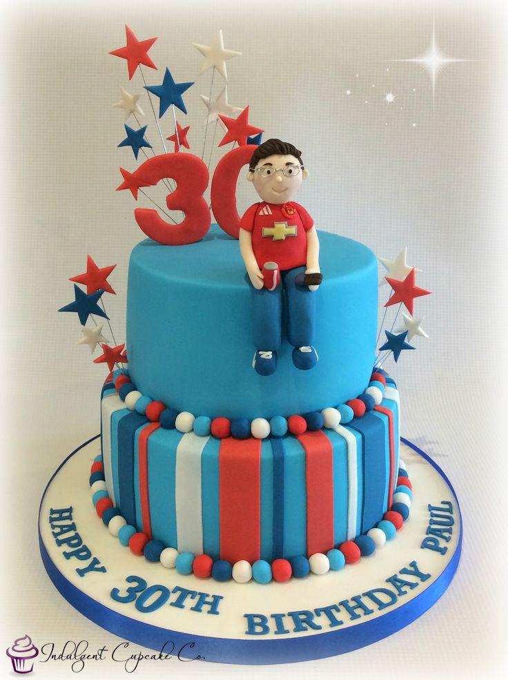 10 Ideas About 30th Birthday Cakes On Pinterest Fun