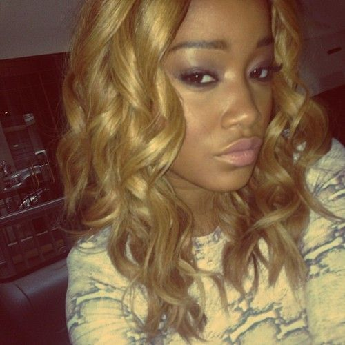 187 best images about black girls blonde hair on