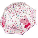 Sotto la pioggia con allegria...ombrellini divertenti