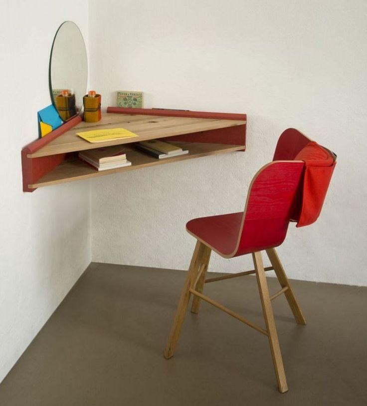 Угловой стол, консольный столик, стол  на стене