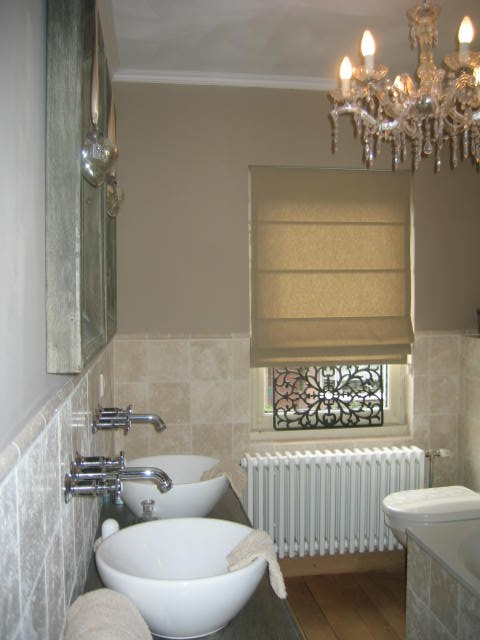 Bathroom wallcolour Linen nr 21  Painting the Past