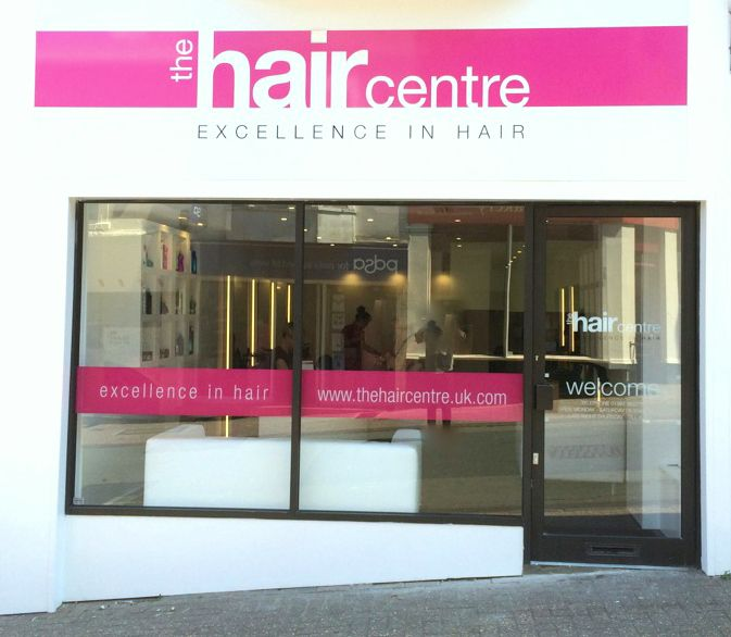 Visit us in Ryde!  http://www.thehaircentre.uk.com/