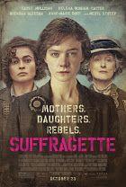 Sufragistas<br><span class='font12 dBlock'><i>(Suffragette)</i></span>