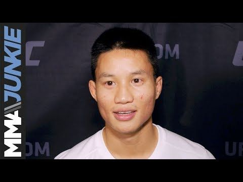 MMA Ben Nguyen makes case for spot at top of rankings with win over Tim Elliott