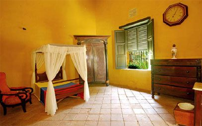 Memorias de Simón Bolivar,  Quinta San Pedro Alejandrino - Santa Marta - Colombia