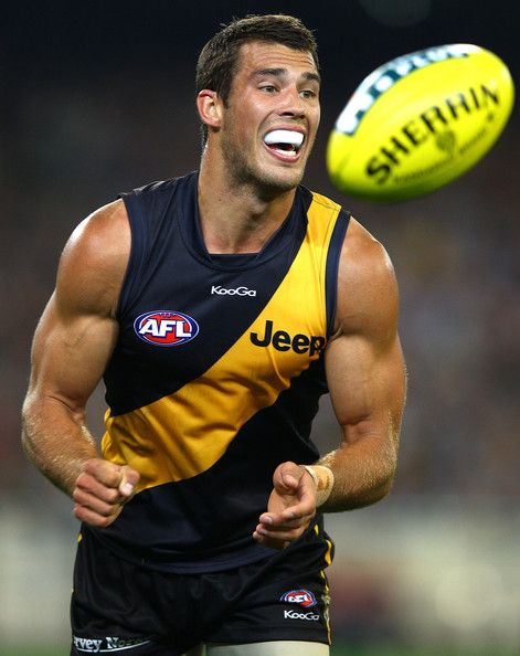 Alex Rance from the Richmond Tigers