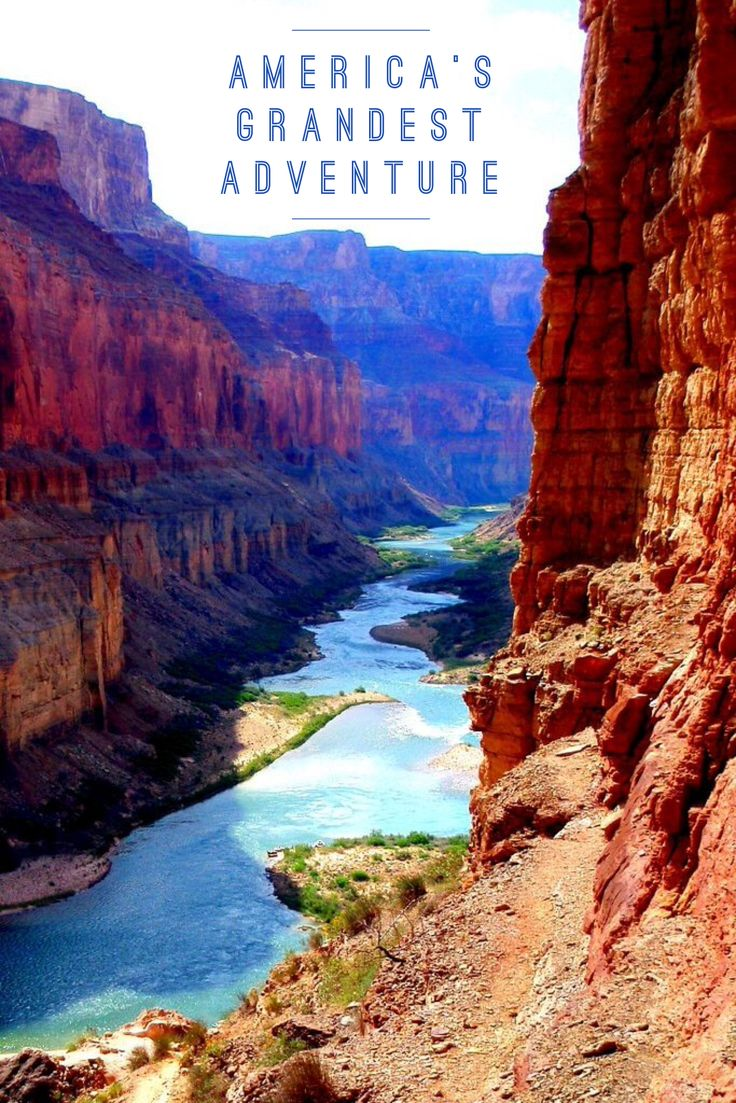 The GRAND CANYON is one of the seven natural wonders of the world. Rafting the Colorado River through the gorges of the Grand Canyon provides breathtaking scenery and the white water action makes it one of  America's Grandest adventures.