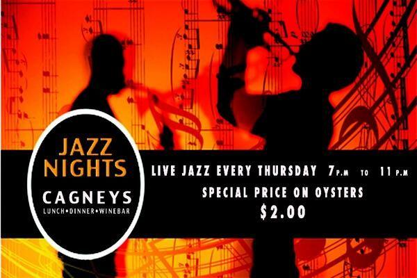 It's Jazz Night #Streetsville #Mississauga