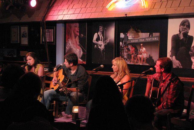 The Bluebird Cafe, Nashville, Tennessee