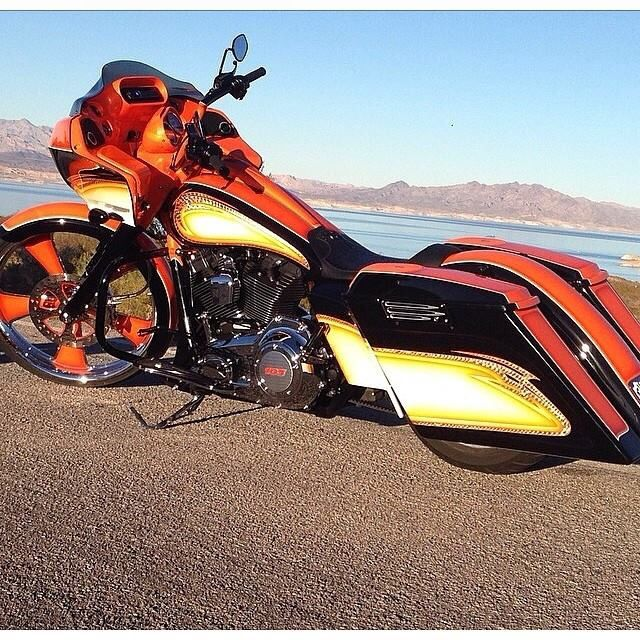 Harley Davidson Motorcycle Paint Schemes   Reviewmotors co