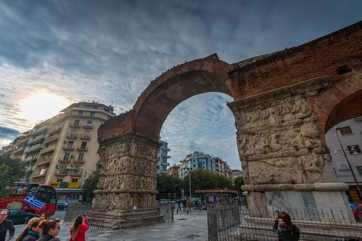 I recently spent 3 days in Thessaloniki situated along the north of Greece…