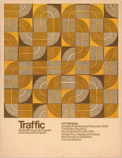 Traffic #posters
