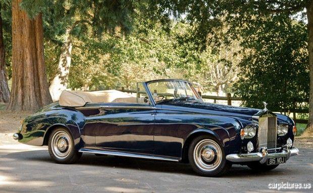 1963 Rolls-Royce Silver Cloud III Drophead Coupé Adaptation by Pilkington