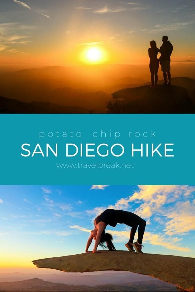 5 Tips to the San Diego Hike- Potato Chip Rock - TravelBreak.net
