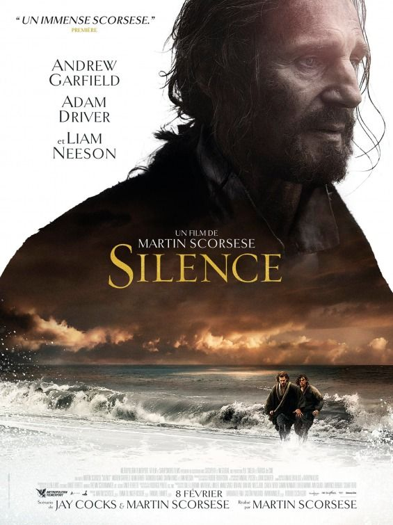 Silence Movie Poster (#4 of 4) - IMP Awards
