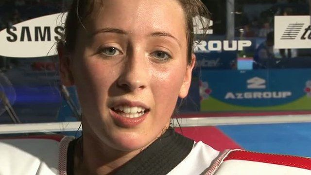 Great Britain's Olympic champion Jade Jones missed out on a medal at the World Championships after defeat by Mayu Hamada in -57kg quarter-finals.