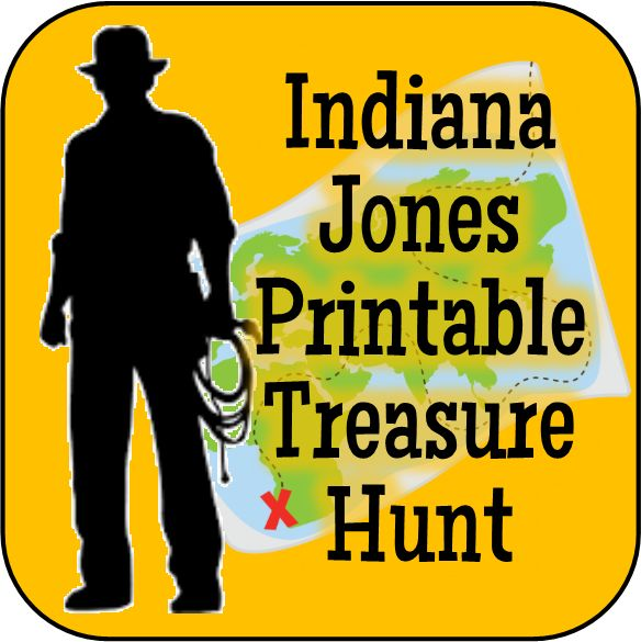 Printable treasure hunt riddles, clues, games, and scavengers for kids, teens, and adults. Tons of themes to choose from!