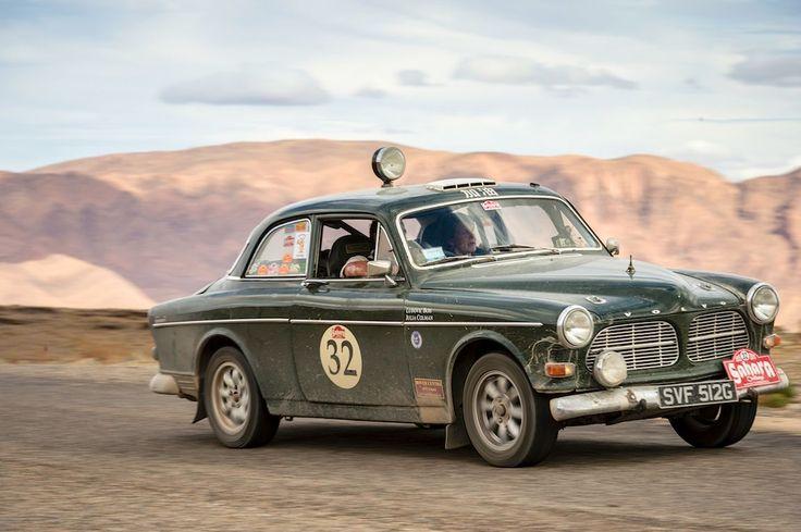 Sahara Rally Challenge 2015