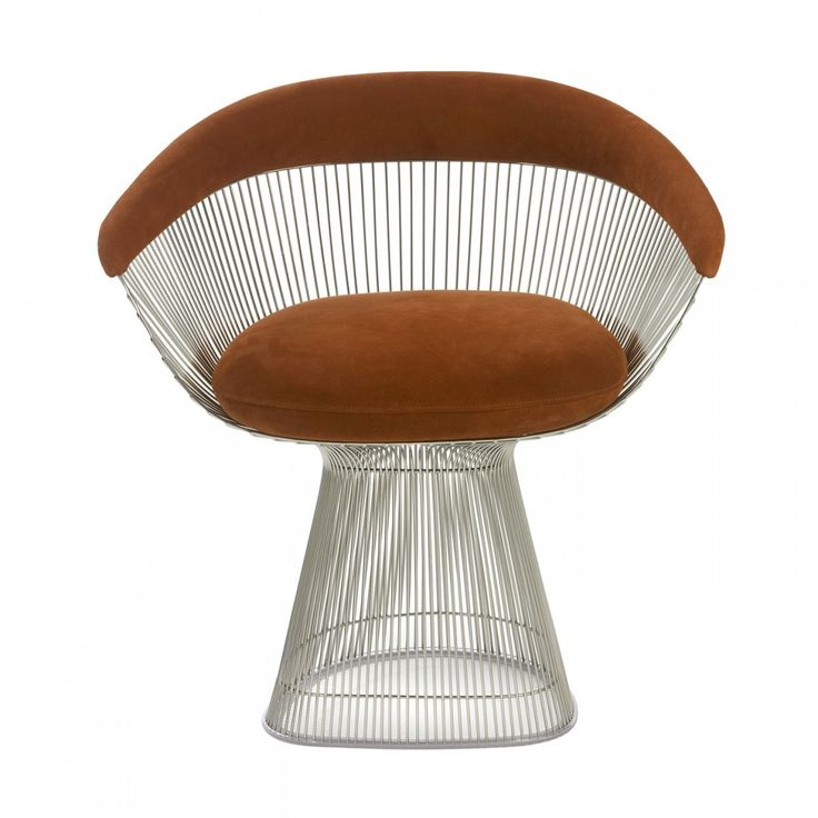 Platner Nickel Side Table Design Warren Platner, 1966 Polished Nickel Steel  Wire Rod, Glass, Marble, Wood Made In Italy By Knoll