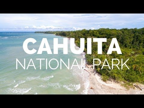 Cahuita National Park Costa Rica - Visitor's Information Guide