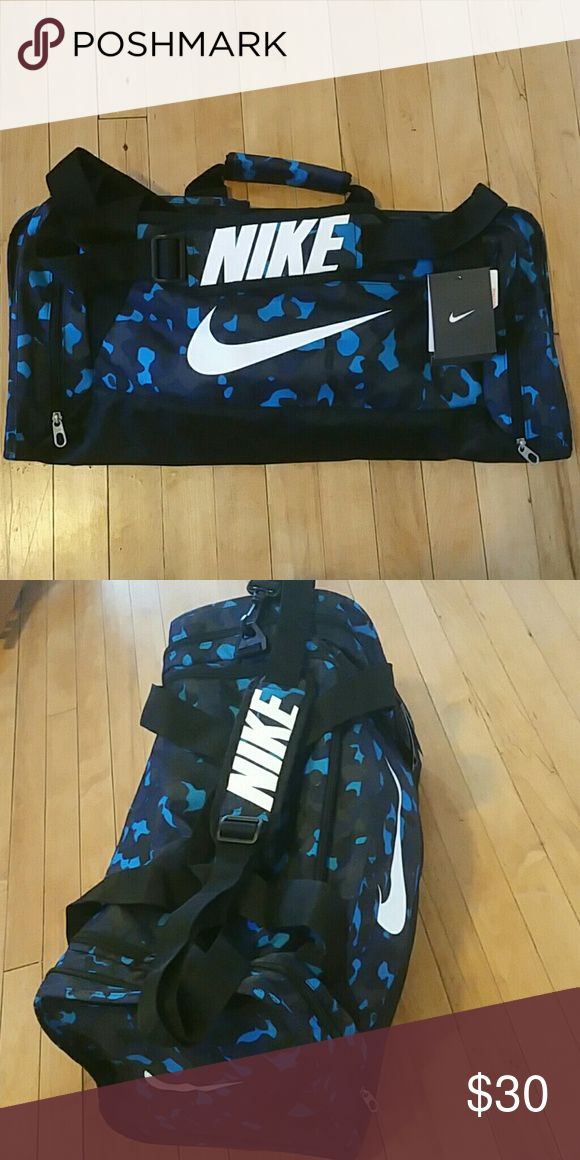 Duffle Bag Nike duffle bag. Brand new with tags, never used. Nike Bags Travel Bags