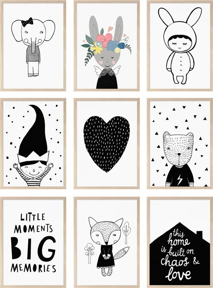 Best 25 White Prints Ideas On Pinterest