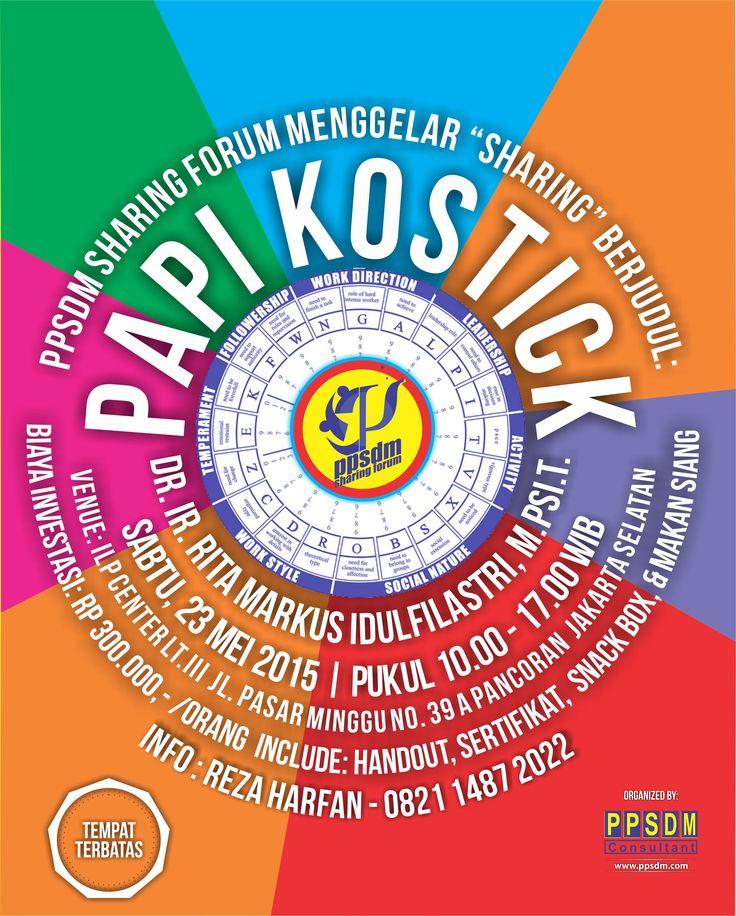 Sharing Forum #9 Papi Kostick