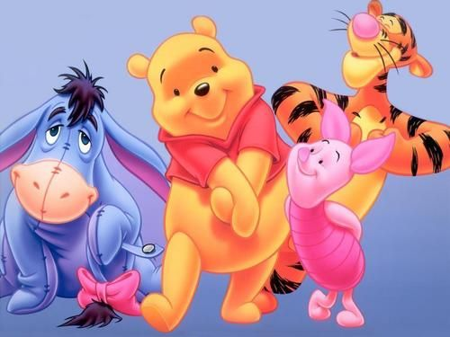 Pooh & Friends!