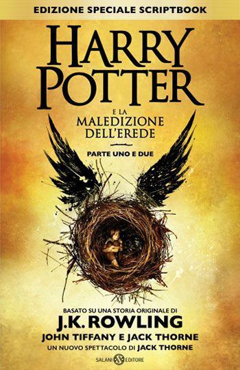 Harry Potter 8: «Harry Potter e la maledizione dell'erede»