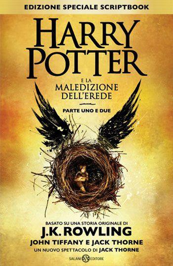 Harry Potter 8: «Harry Potter e la maledizione dell'erede»