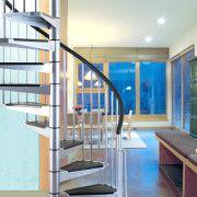 Kit spiral staircase - the CIVIK