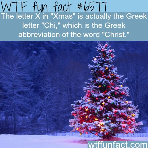 Why Do We Write Christmas As Xmas Wtf Fun Facts Christmas Tree Wallpaper Beautiful Christmas Trees Christmas Tree Decorations