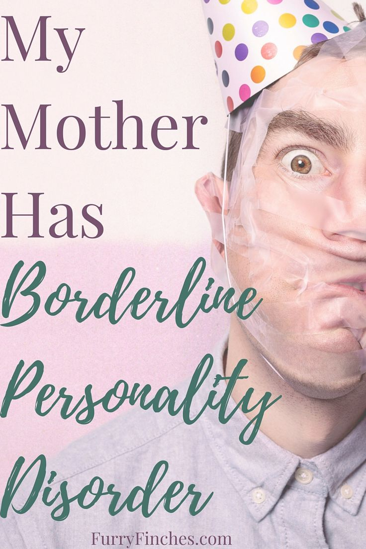 My mother has Borderline Personality Disorder. If you are unfamiliar with Borderline Personality Disorder, start here. For those of you with a relative, or even parent, with BPD, you know how exhausting this situation can be to endure. While many people have been formally diagnosed before they realize they have a[Read more]