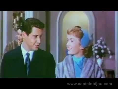 1956 Bundle of Joy Trailer With Debbie Reynolds and Eddie Fisher