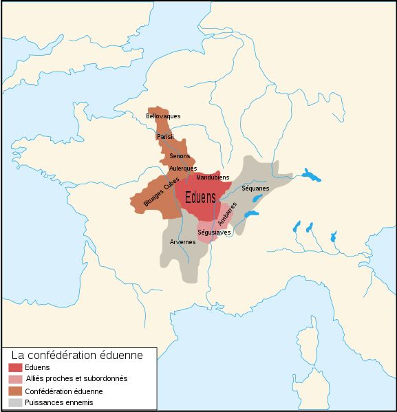 "Celtic archaeology in Gaul | ... .org • View topic - Before Caesar-Gaul and the ""Celtic Civil War"