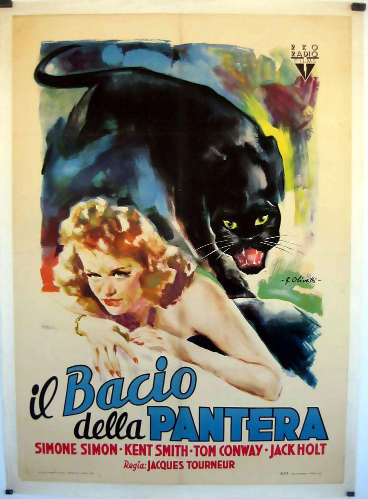 BACIO DELLA PANTERA , IL in 2019 Best movie posters